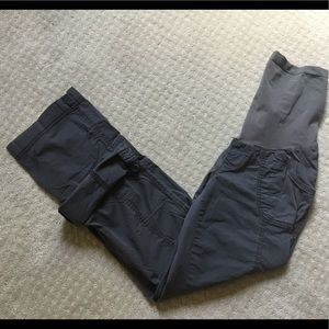 maternity convertible pants